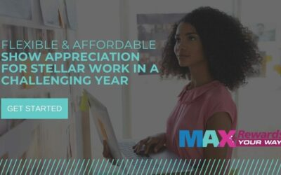 MAXRewardsYourWay: Show appreciation for stellar work in a challenging year