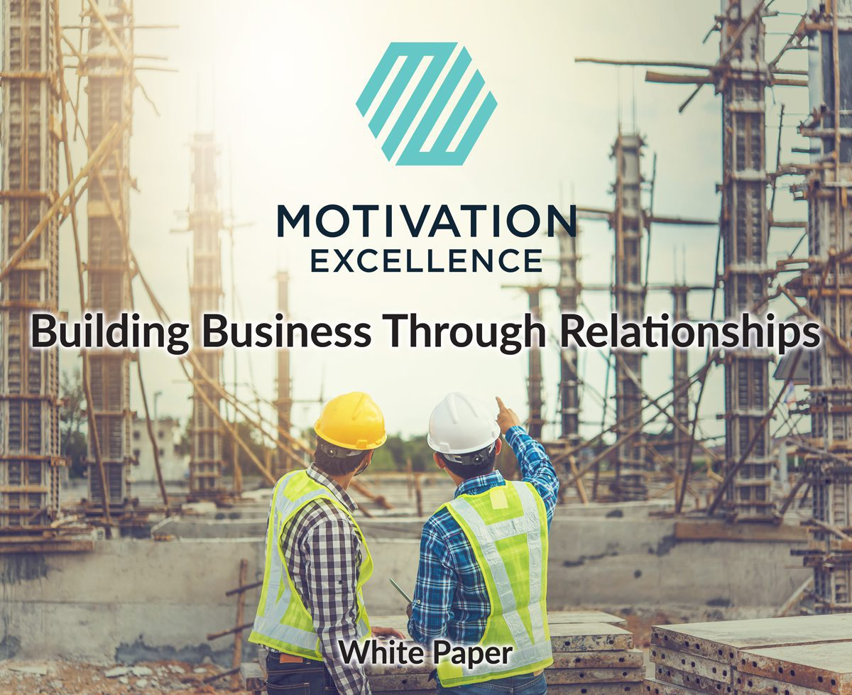 Building business through relationships