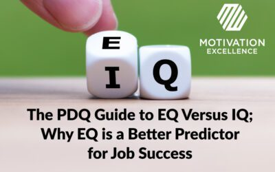 The PDQ Guide to EQ Versus IQ; Why EQ is a Better Predictor for Job Success